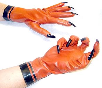 rubberzone24 fingern gel latex handschuhe kurz. Black Bedroom Furniture Sets. Home Design Ideas