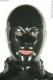 Anatomische Latex Systemmaske für Männer