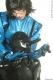 Knebel mit Außenpenis - Zubehör Systemmaske