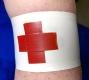 Latex Klinik Armbinde