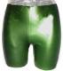 Damen Latex Hüft Shorts - WAHLWEISE MIT SCHRITT RV