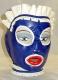 Latex Rüschen Maske