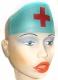 Latex Klinik Schwestern Stirnband